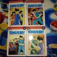komik kungfu boy ; 2,3,4,9