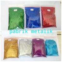 Glitter Bubuk / Serbuk Powder 100 gram Gliter Warna