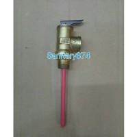 Harga safety valve wika solahart pengaman water heater tenaga   Pembandingharga.com