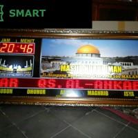 Jadwal Sholat Digital Grand Premium