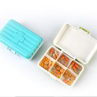 Kotak Obat Bentuk Koper ( terdapat 6 sekat utk tempat obat ) - HTP020