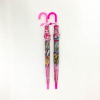 Payung anak LOL / tongkat / gagang bengkok - 1806