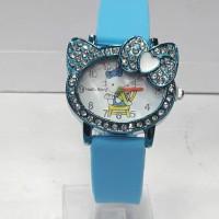 Jam Tangan wanita/Hello Kitty Mata-mata