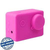 BPRO Alpha Edition AE2 Action Camera Silicone Case Lens Cap