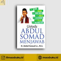 Buku Ustadz Abdul Somad Menjawab