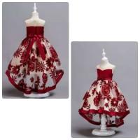 Baju Anak Kostum Dress Gaun Pesta Anak Model Pinguin 01