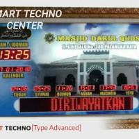Jam Digital Masjid Berkualitas Dari Yogyakarta