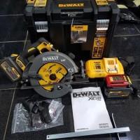 Dewalt DCS 575 Circularsaw Cordless Mesin Potong Kayu Baterai Original