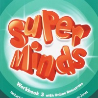 Super Minds 3 Workbook - (Cambridge)