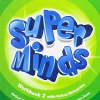 Super Minds 2 Workbook - (Cambridge)