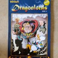 Komik Donal Dragonlords Seri 2. Tiga Naga.