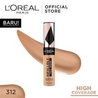 L'Oreal Paris Infallible More Than Concealer Makeup - 312 Amber