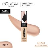 L'Oreal Paris Infallible More Than Concealer Makeup - 307 Cashmere
