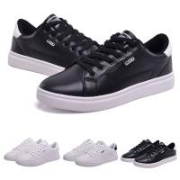 Sepatu Sneakers Olahraga Casual Pria / Warna Putih untuk Musim Gugur