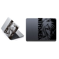 Stiker Cutting Laptop Animation japan