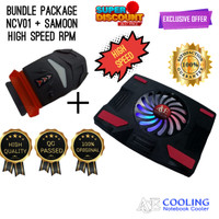 cooling pad vacuum ncv01 + cooling pad ace cooling samoon high speed