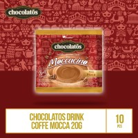 Chocolatos Drink Coffe Mocca - 20g (DMOCA5) By Garudafood