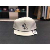 BRIXTON ROSA HP CAP ADJUSTABLE SNAPBACK WHITE ORIGINAL