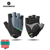Sarung Tangan Sepeda Gel Gloves Half Finger 159 Rockbros Original