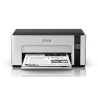 EPSON M1100 Eco Monochrome Ink Tank - Printer Infus Hitam Putih