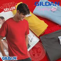 Kaos Polos Gildan Softstyle Original Best Seller Termurah