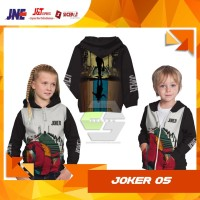 Jaket Hoodie Anak Joker The Movie 2019 05 Custom Fullprint