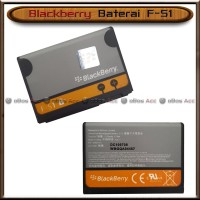 Baterai BB Blackberry Torch 1 9800 F-S1 FS1 Original Batre Batrai HP
