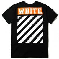 Tshirt Kaos Baju Off White New Stripe Offwhite