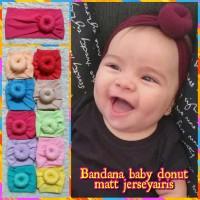 bandana baby donat