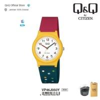 Q&Q QnQ QQ Original Jam Tangan Fashion Casual Analog - VP46 VP46J