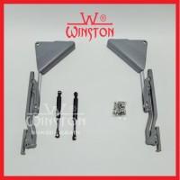 Engsel Lift Up & Down Winston HS 303 W 50-90cm x H 60 - 72cm Panel
