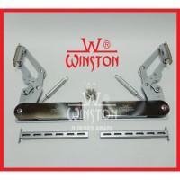 Engsel Lift Up & Down Winston HV 202 for Cabinet Panel 340 - 380 mm