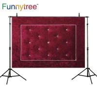 Funnytree photography backdrops headboard fabric vivid decoration