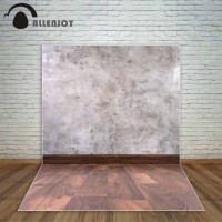 Funnytree photography backdrops gray Concrete Wall Background and