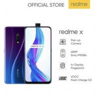 Realme X 4/128 RAM 4GB Internal 128GB Garansi Resmi Realme