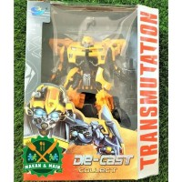 J856/91601 (507) Robot Transformer Transmutation Bumblebee Diecast