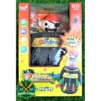 J946/669-1 626-A Mainan Keluarga Mainan Anak Jumping Pirate Bajak Laut