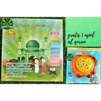 J559 JJ23 Mainan Anak Muslim Mainan Edukasi Belajar Ebook 3 Bahasa SNI