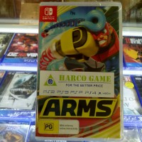 KASET NINTENDO SWITCH ARMS