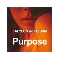 TAEYEON - PURPOSE (2nd Album) (Vol. 2)