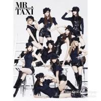 GIRLS' GENERATION (SNSD) - THE BOYS (MR. TAXI Ver.) (3rd Album)