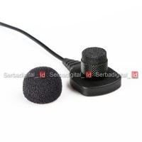 Boya BY-HLM1 Pin Mount Style Microphone