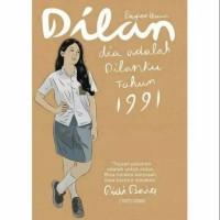 NOVEL DILAN - DIA ADALAH DILANKU TAHUN 1991- PIDI BAIQ