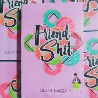NOVEL FRIEND SHIT
