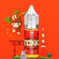 Toxic Salt Tokyo Signature 15ML by Angel Clouds Authentic - Liquid