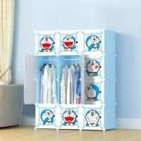 Lemari Pakaian 12 Susun / DIY Storage Cabinet