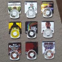 Kaset UMD PSP Original