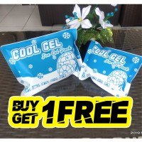 Ice Gel Besar 500g Merk Cool Gel - Blue Ice Pack BUKAN Ice Gel Gabag