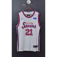 Jersey Basket PHILADELPHIA 76ERS 2019-20.JOEL EMBIID.Swingman Jersey