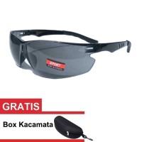 Kacamata Sport Motor Dan Sepeda - Hitam
